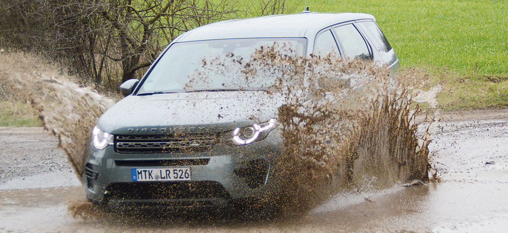 Test Discovery Sport