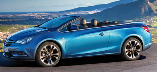 Test Opel Cascada 1.4 Turbo